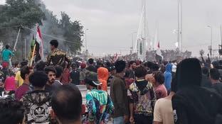 """الناصرية تتذكر """"مجزرة الزيتون"""".. واحتجاجات في واسط"""