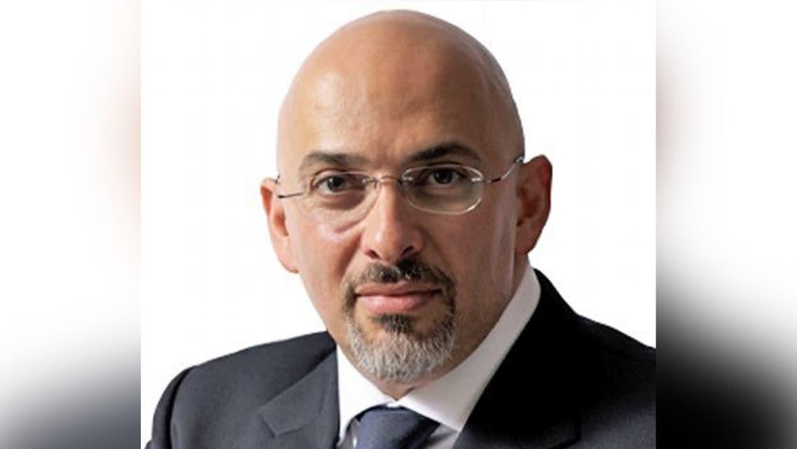 Nadhim Zahawi. (Twitter)