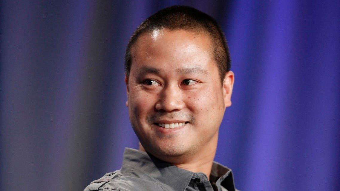 Tony Hsieh. (Reuters)