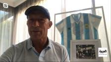 غابرييل كالديرون: أنا محظوظ لأنني لعبت بجوار مارادونا