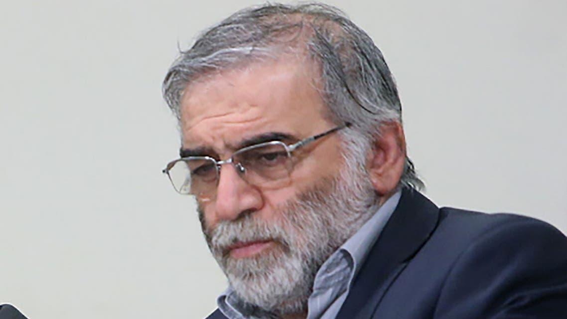 محسن فخري زاده  (رويترز)