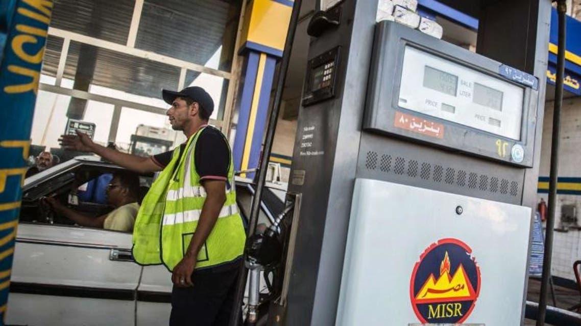 بترول محطة بنزين بترول مصر