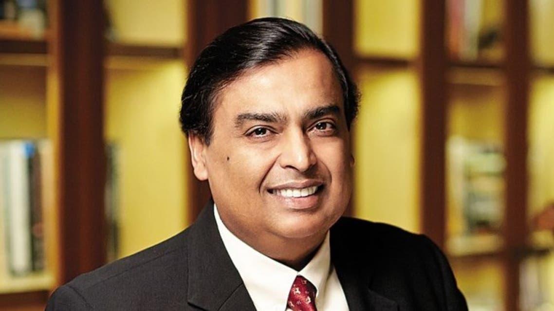 موكيش أمباني الملياردير الهندي