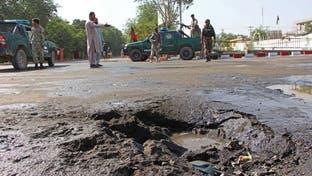 حمله انتحاری به یک پایگاه ارتش افغانستان در غزنی 26 کشته برجای گذاشت