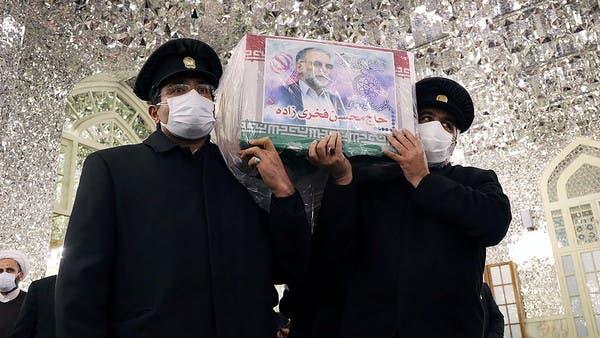 مسؤول إيراني رفيع: المخابرات كانت تعلم بمخطط اغتيال زاده