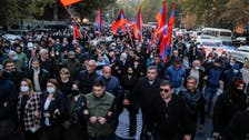 Armenians rally for soldiers missing in Nagorno-Karabakh fighting