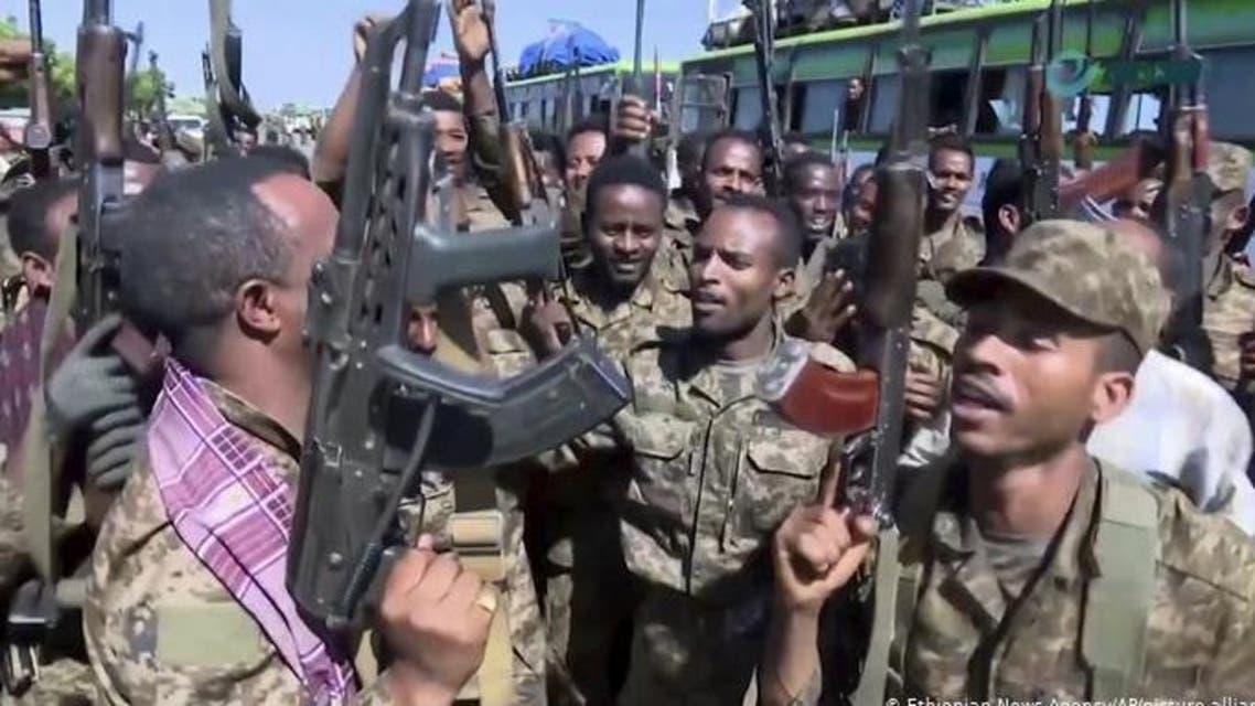جيش إثيوبيا