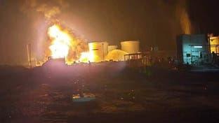 داعش مسئولیت حمله به پالایشگاه نفت در شمال عراق را برعهده گرفت