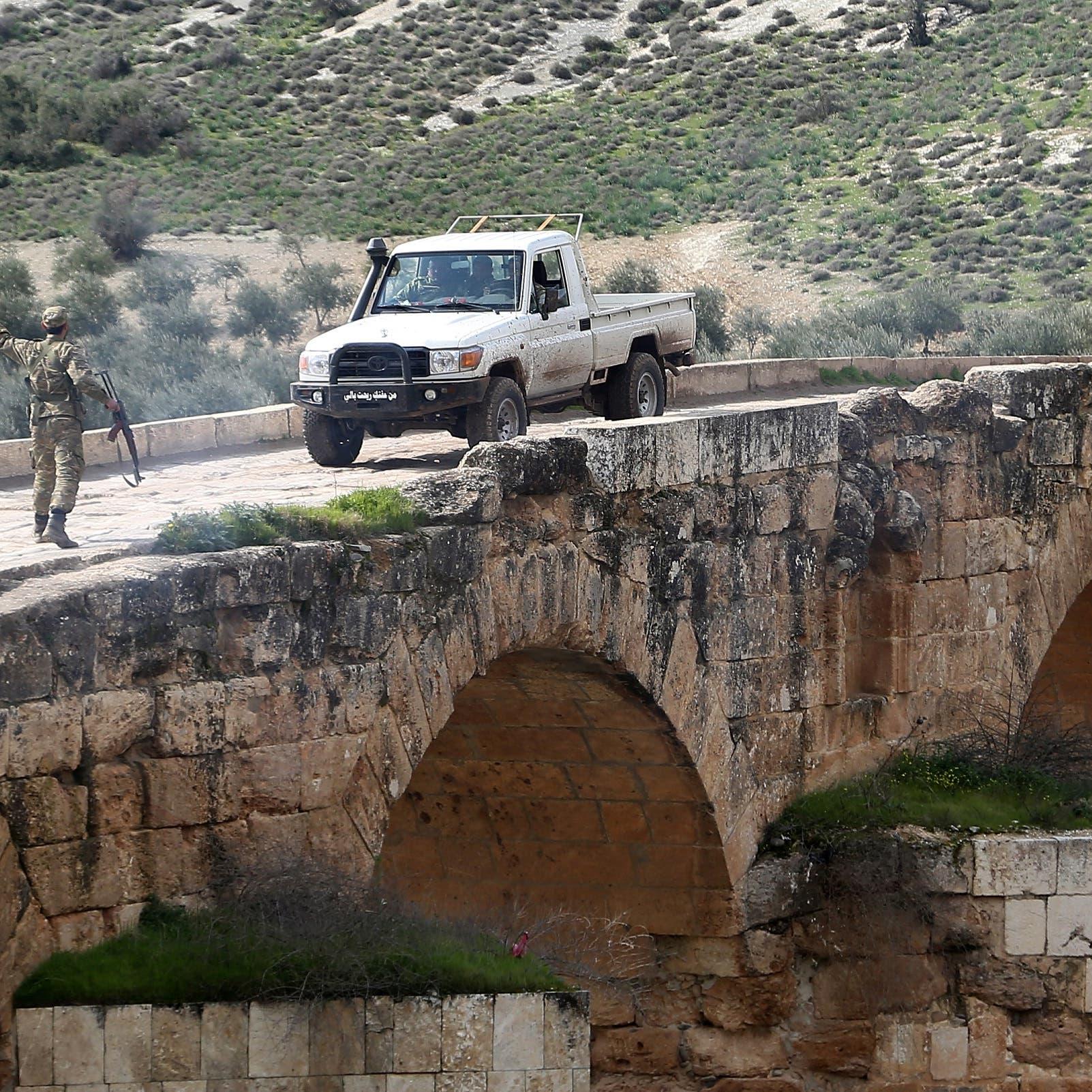 فصائل موالية لتركيا تخرب 25 موقعاً أثرياً في عفرين