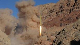 ائتلاف عربى از سقوط یک موشک بالستیک حوثی در صعده خبر داد