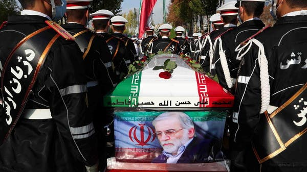 """إيران تتهم إسرائيل و""""مجاهدي خلق"""" بالضلوع في اغتيال فخري زاده"""