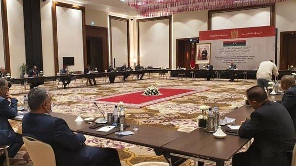 بوادر فشل جلسة توحيد برلمان ليبيا في غدامس