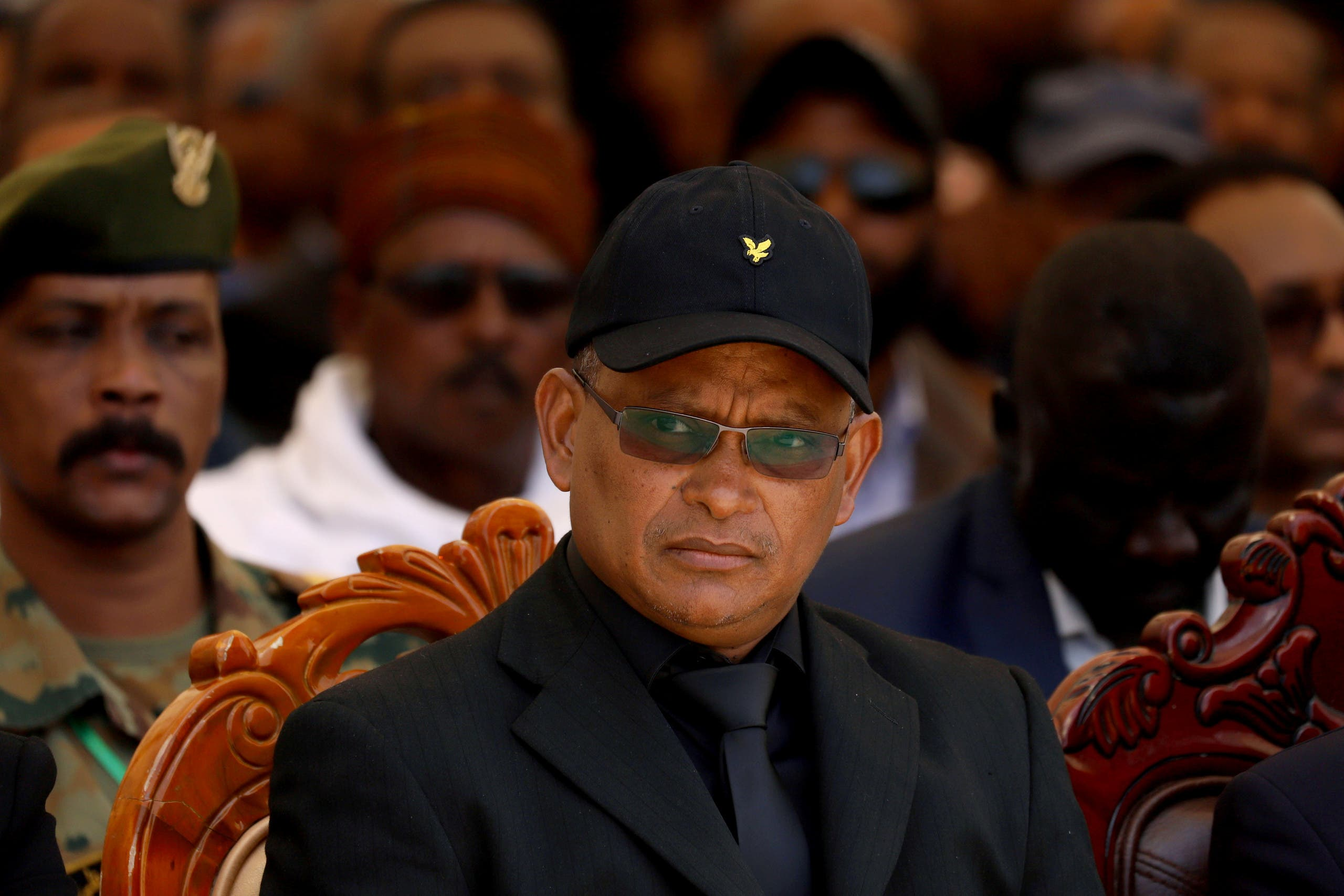 دبرصيون جبرمكئيل زعيم الجبهة الشعبية لتحرير تيغراي