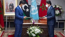 Rival Libya officials start new round of talk in Morocco