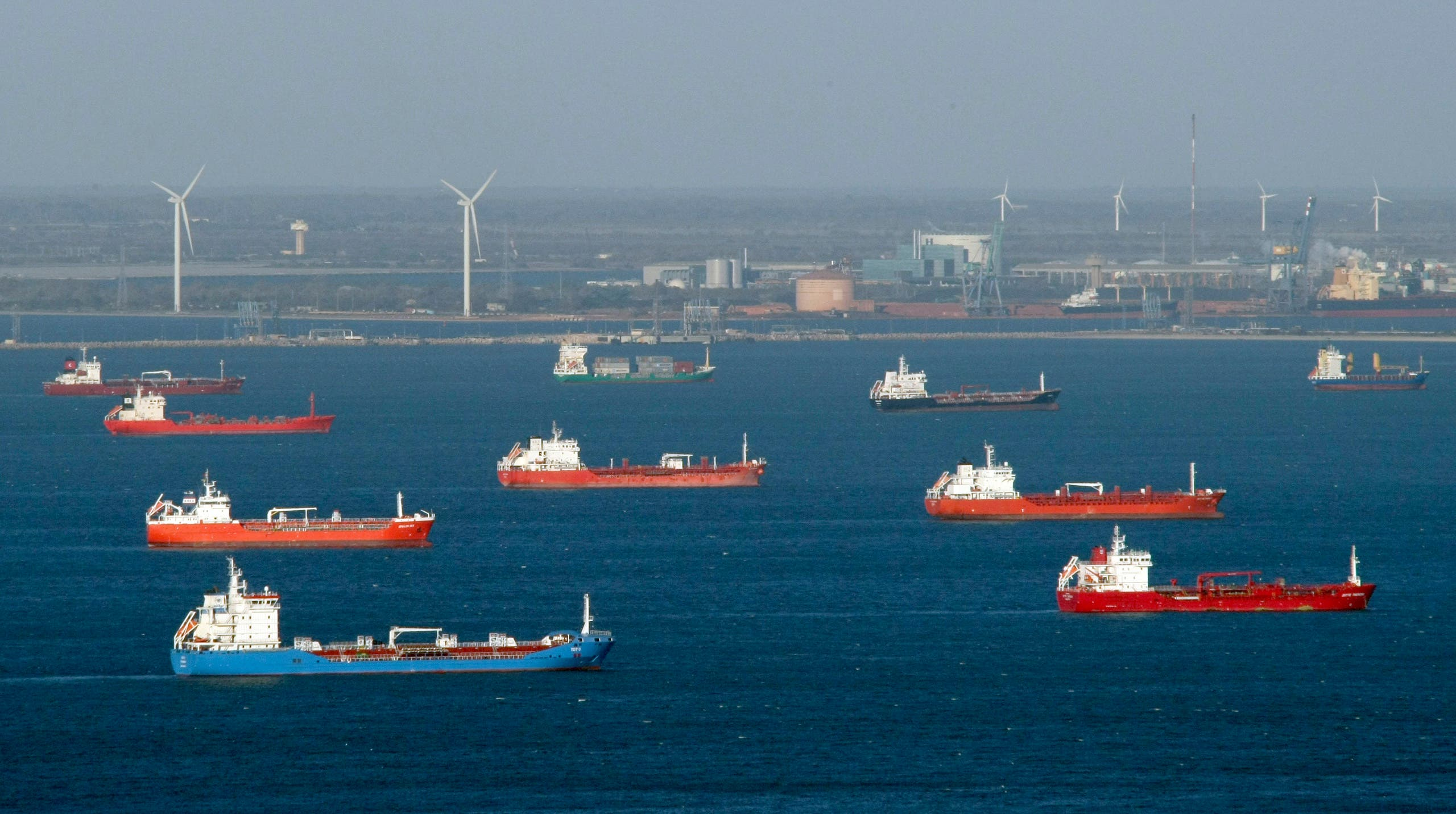 Abandoned vessels are a common problems worlwide (File photo: AP)