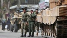 Turkish soldier dies in north Syria during clashes with Kurdish militia