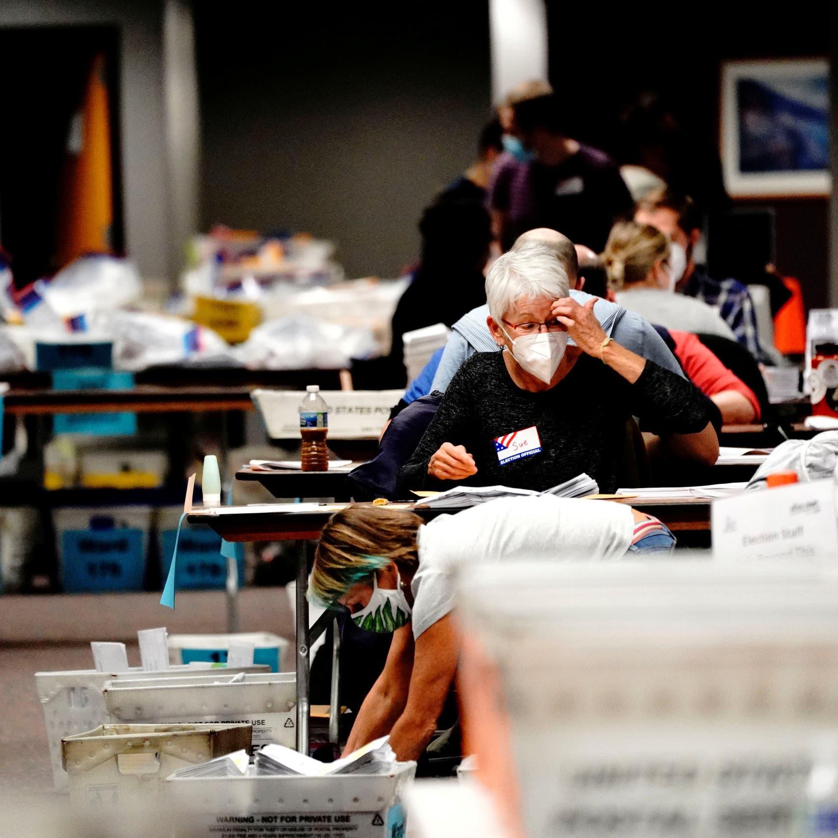 إعادة فرز الأصوات في ويسكونسن تؤكد فوز بايدن بالانتخابات