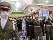 تشييع عالم إيران النووي فخري زاده في طهران