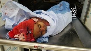 قصف حوثي على تعز يحصد طفلتين و4 جرحى