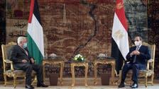 السيسي يلتقي أبو مازن.. توافق على العودة لمسار مفاوضات السلام