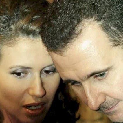 نفوذ زوجة بشار الأسد يخترق