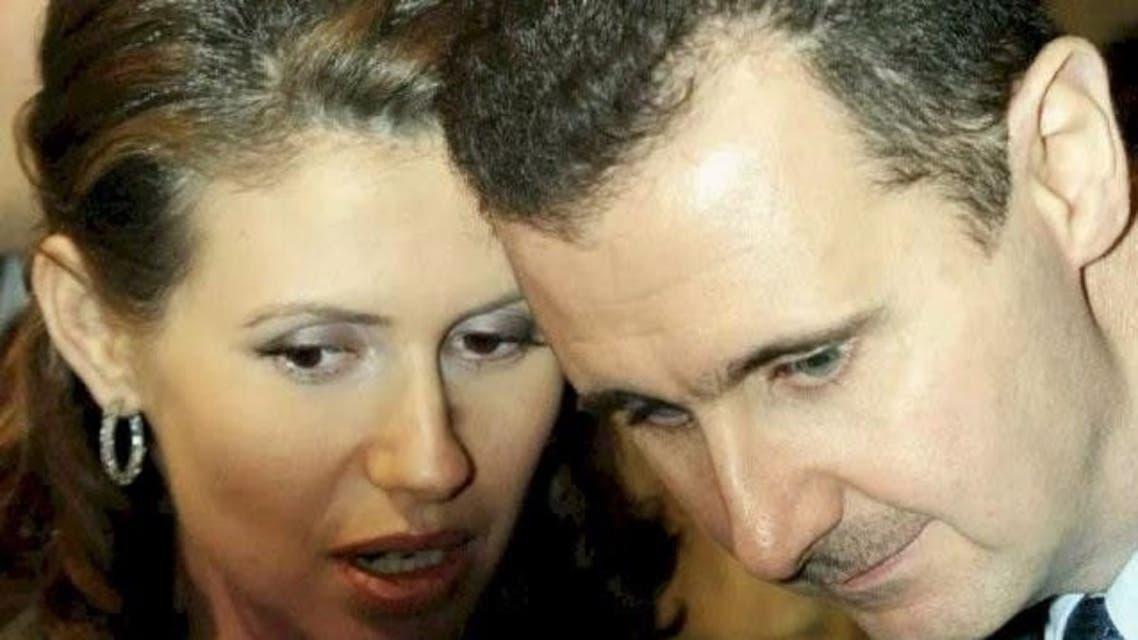 الأسد وأسماء