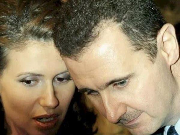 """نفوذ زوجة بشار الأسد يخترق """"الجهات الرسمية"""""""