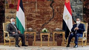 السيسي يلتقي محمود عباس.. توافق على العودة لمسار مفاوضات السلام