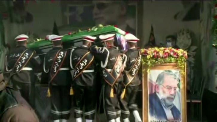 تلفزيون إيران: السلاح المستخدم في اغتيال فخري زاده صنع بإسرائيل