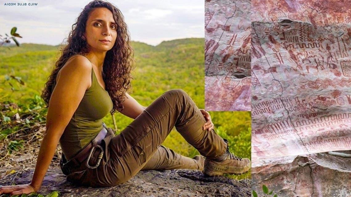 إيلا الشماحي، كانت في الأمازون