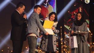 تصویری؛ نخستین جشنواره ملی فیلم افغانستان«لاجورد» در کابل پایان یافت