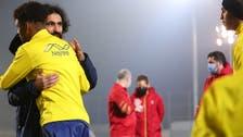 حسين عبدالغني يبدأ مهمته الجديدة مع النصر