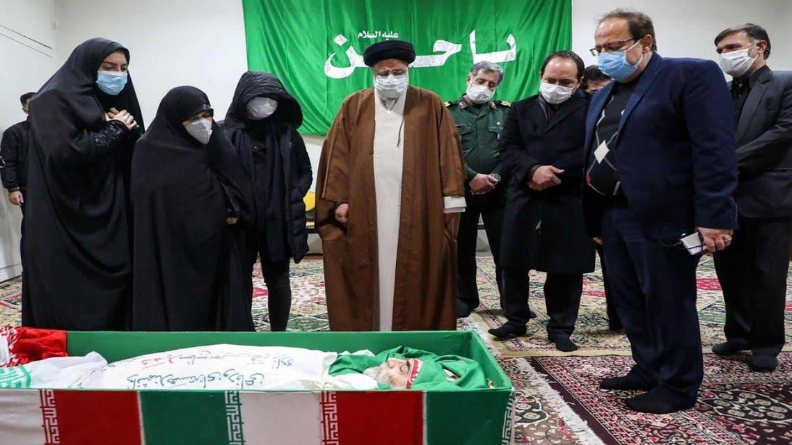 THUMBNAIL_ حالة من التخبط تعيشها الأجهزة الأمنية في إيران بعد مقتل فخري زاده