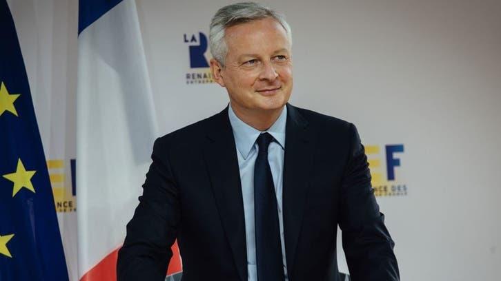 لومير: فرنسا لن ترضخ للتهديد بفرض عقوبات أميركية
