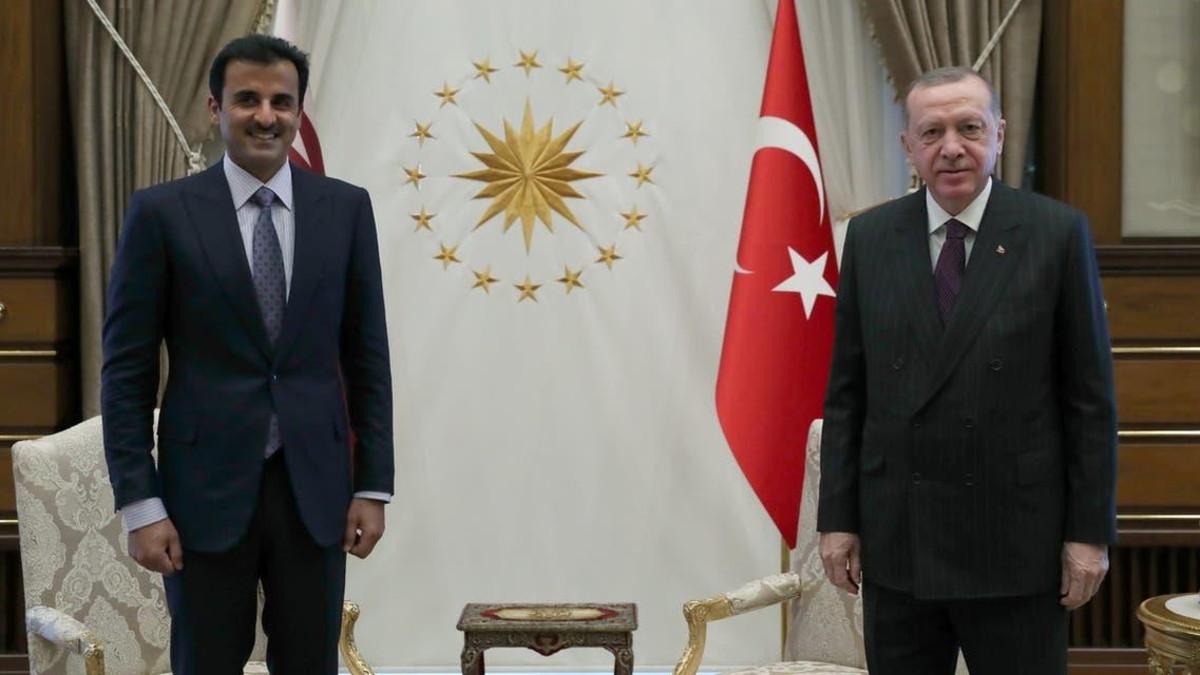 Turkey and Qatar