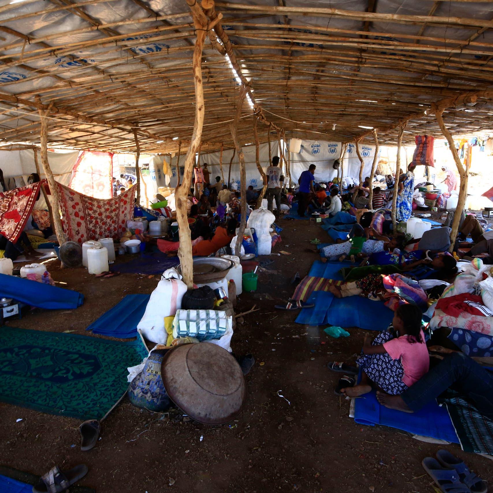 نقص بالغذاء.. مطالبة أممية بالوصول لمخيمات في تيغراي