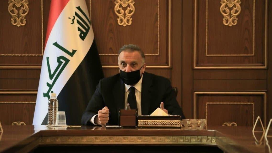 Iraq: PM Mustafa Alkazami