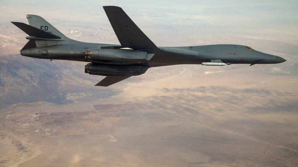 مقاتلة أميركية B-1B
