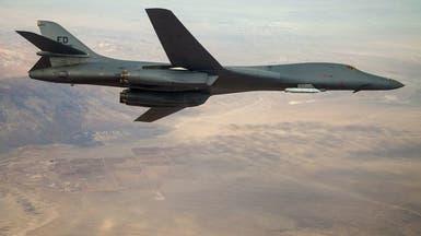 شاهد  تجارب لمقاتلاتB-1B الأميركيةتحمل صاروخ كروز