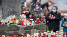 Mourners hold candlelight vigil in German city after intoxicated man kills five