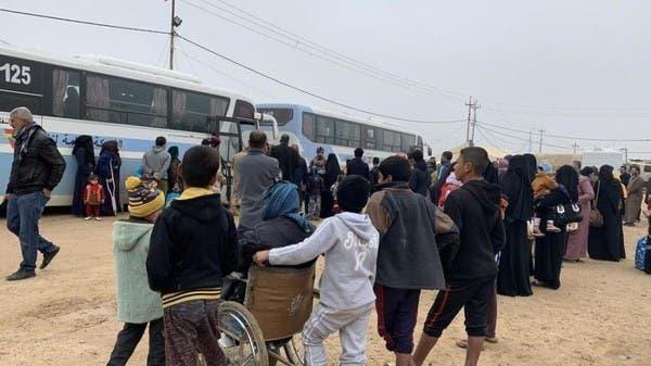 هيومن رايتس: إغلاق المخيمات بالعراق يشرد عشرات الآلاف