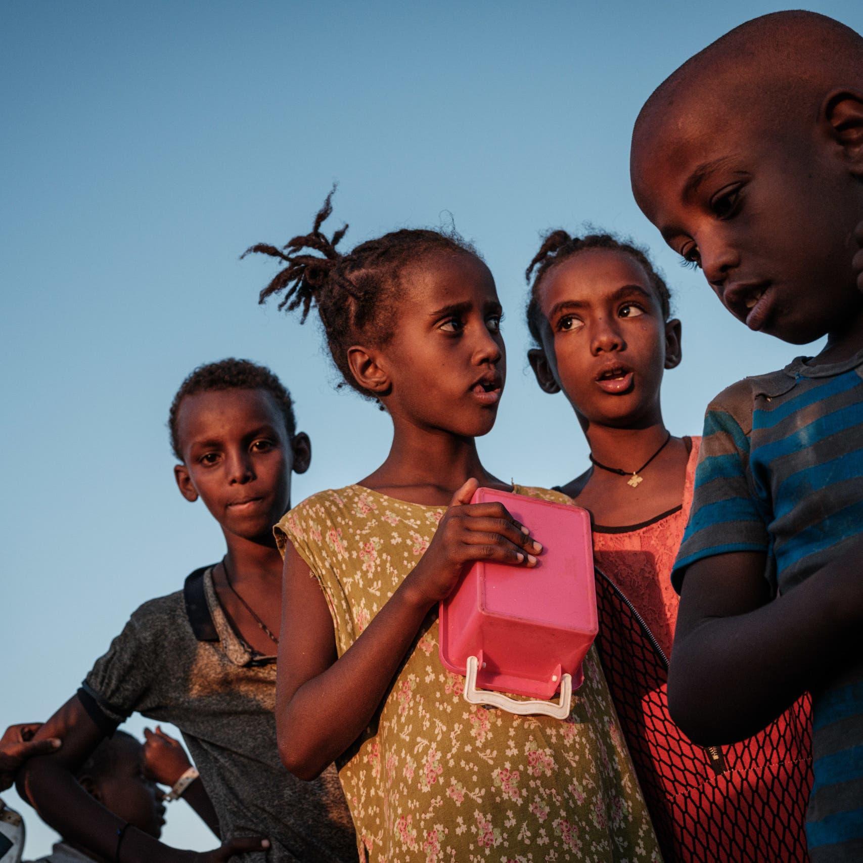 اتفاق أممي إثيوبي لإيصال المساعدات إلى تيغراي دون عوائق