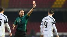 إيقاف موراتا مباراتين بسبب إهانة حكم مباراة بينفينتو