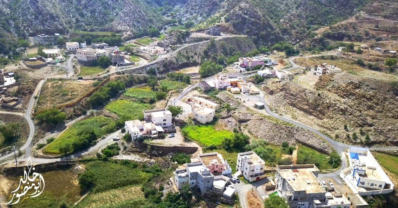 Saudi Village