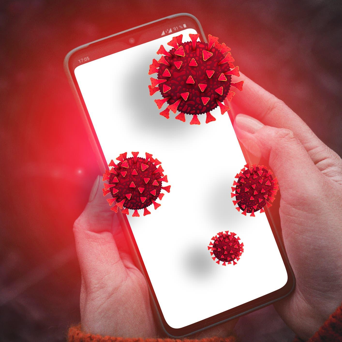 في ابتكار خارق.. هاتف ذكي مضاد للجراثيم!