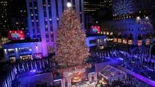New York's Rockefeller Center Christmas to light Christmas tree amid COVID-19 rules