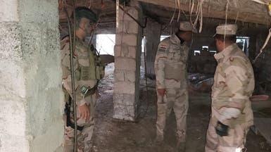 """العراق.. تفكيك وكر لـ""""داعش"""" في ديالى"""