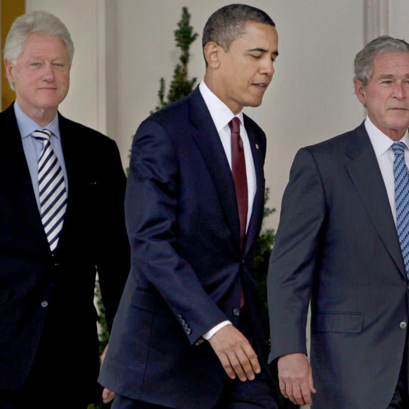 3 رؤساء أميركيين يخططون لأخذ لقاح كورونا