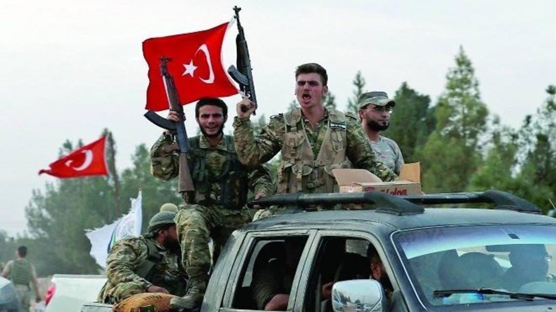 فصائل موالية لتركيا