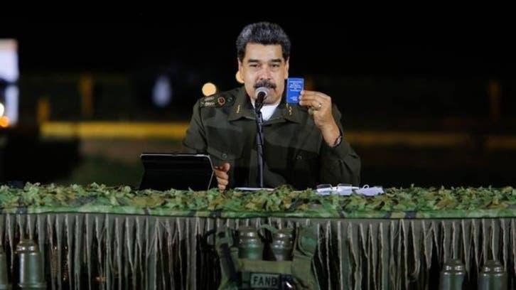قائدأميركي:إيران أرسلت أسلحة وعسكريين لدعم رئيس فنزويلا